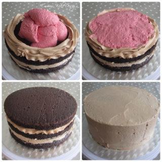 Hvordan fylle en kake!