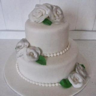 Hvordan stable en kake