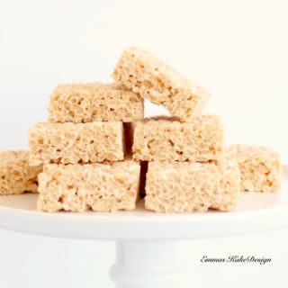Rice Krispies Treats -Oppskrift-