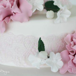 Hvordan lage blonder av SugarVeil / Tricot Mix til kaken!