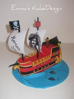 Kaptein Sabeltann kake
